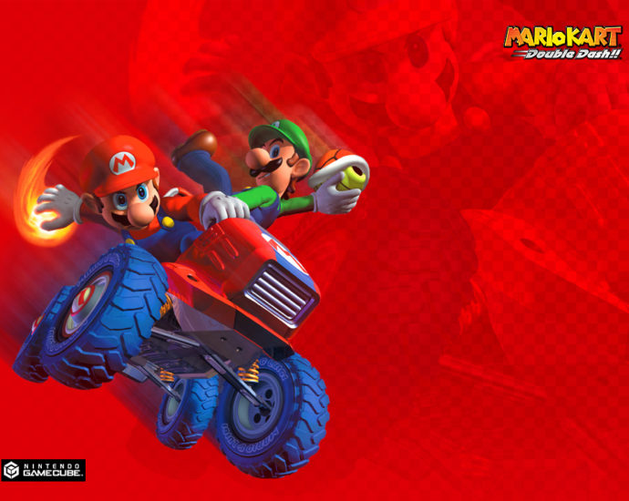 Mario Kart Double Dash Rom
