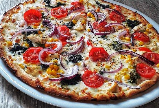 order pizza online in Boston