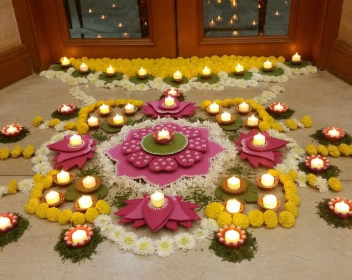 Tips and Ideas to Decorate Home on Diwali