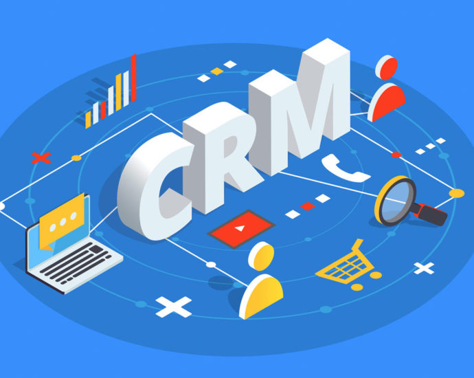 crm real estate services