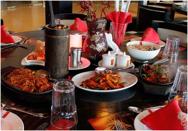 Chinese cuisine in Dubai