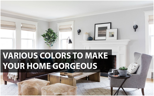 MAKE YOUR HOME GORGEOUS