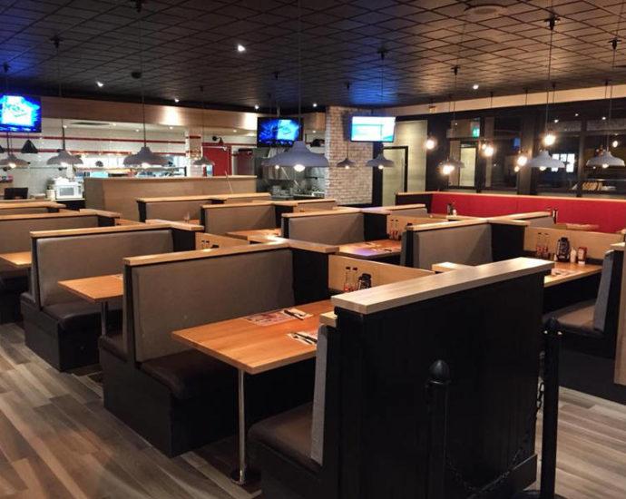Mikes Restaurant menu