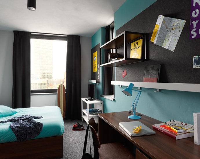Student Room in Delhi