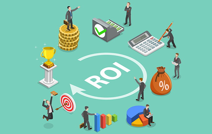 ROI through Marketing