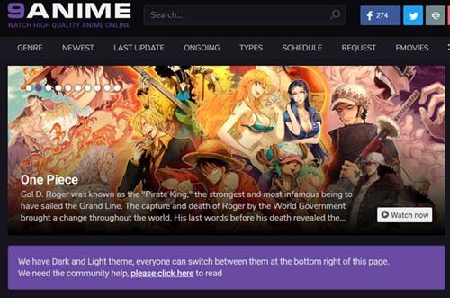 Best Anime Streaming Sites to Watch Anime Online