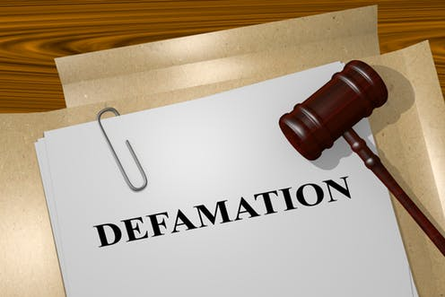 defamation of character solicitors