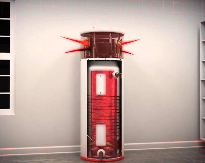 Heat pump water heater cost