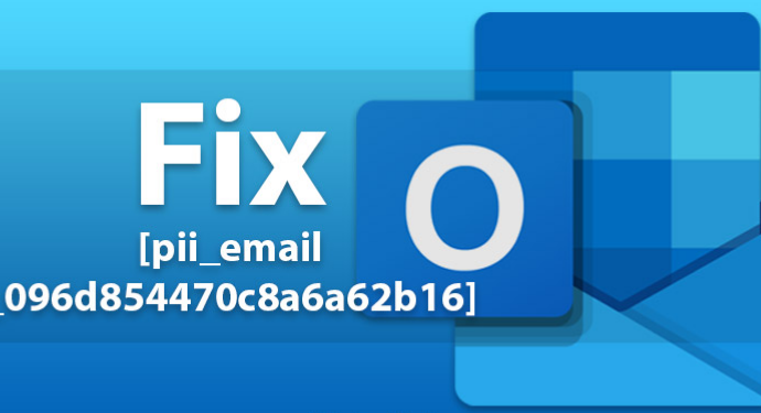 Fix [pii_email_096d854470c8a6a62b16]
