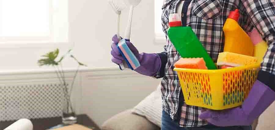 Lease Cleaning Checklist